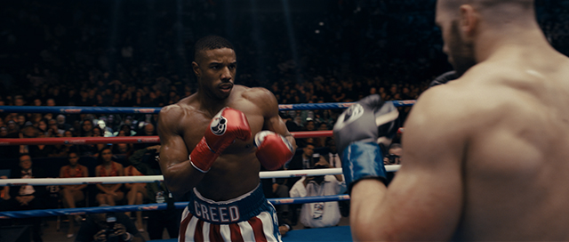 CREED II BEFORE AND AFTER REEL