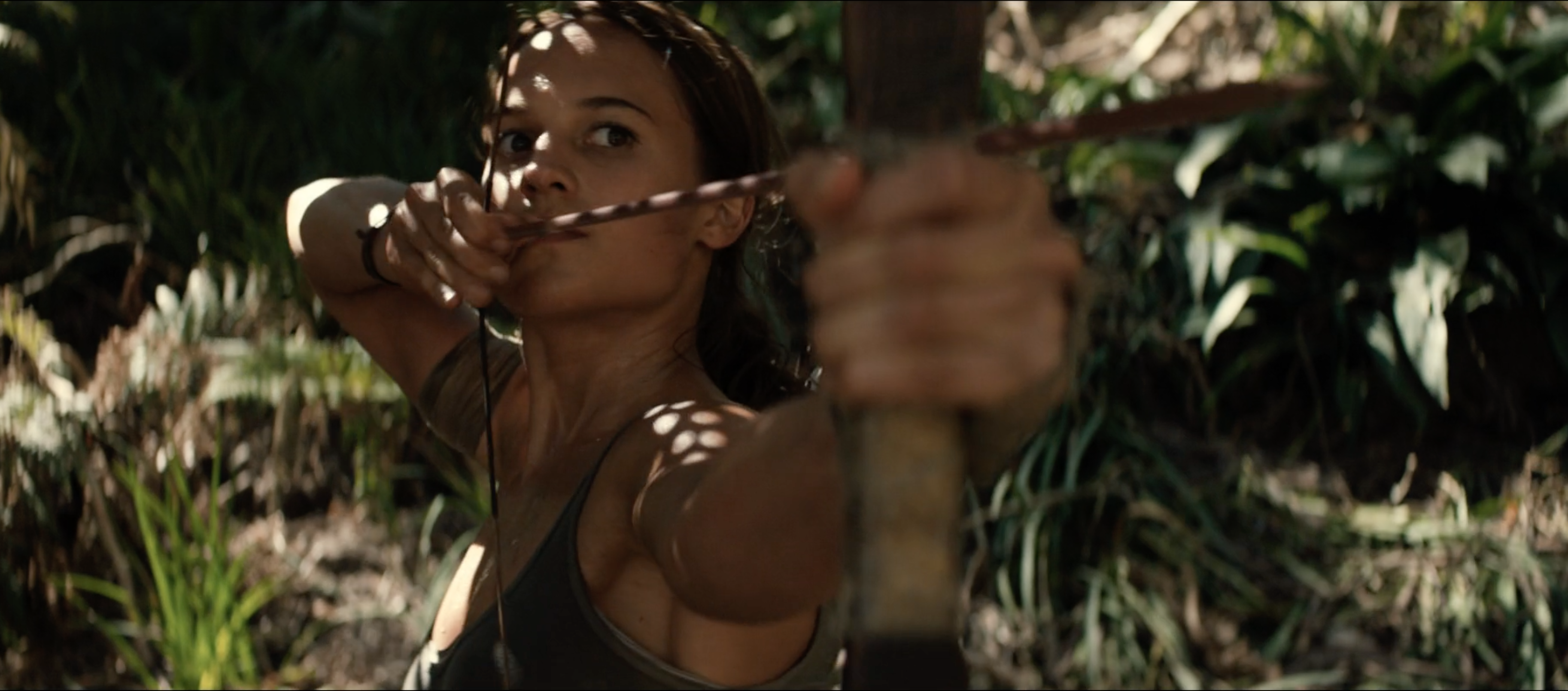 TOMB RAIDER BEFORE AND AFTER REEL